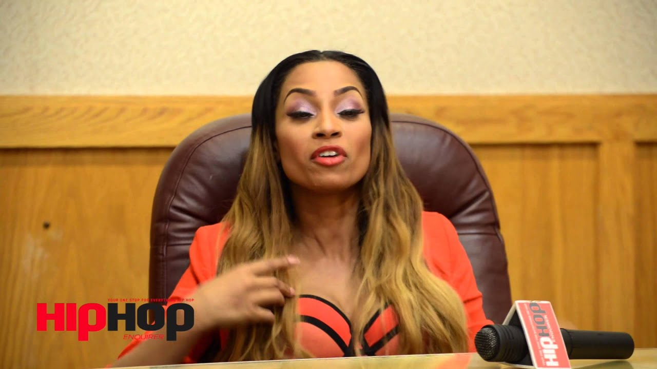 Karlie Redd Puts Yung Joc on Blast, Talks Benzino and Thi Thi- Part 1