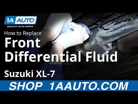 Suzuki Xl Gas Tank Door Repair