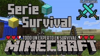 "Serie survival cap. #26 FINAL ""Vamos al Nether"" 