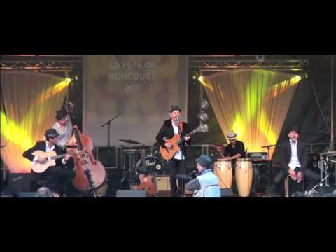 LIVE JORGE SILVA & BAGASSO FESTIVAL BONCOURT