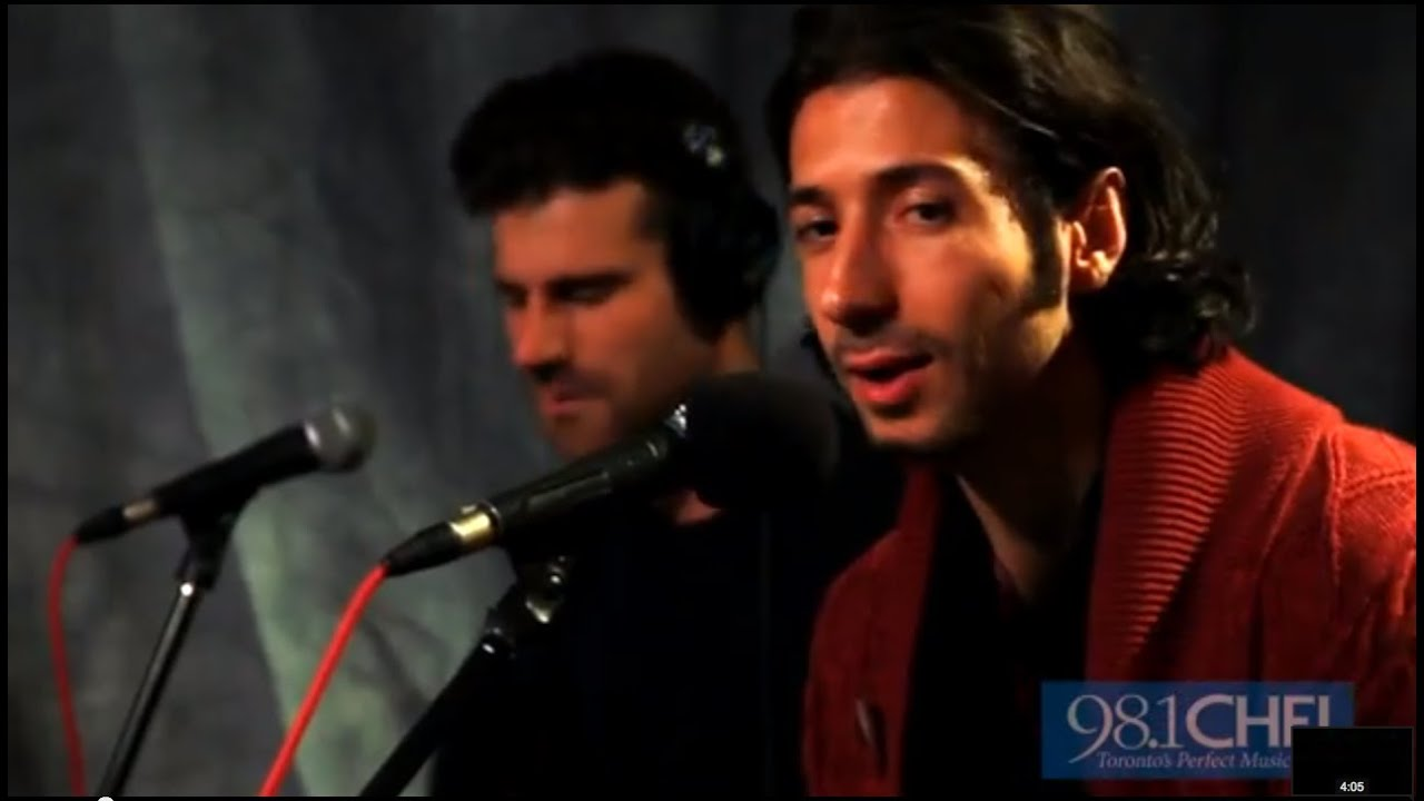 Magic rude acoustic 98 1 chfi toronto youtube