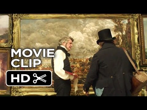 Cannes Film Festival (2014) - Mr. Turner CLIP - Mike Leigh Biopic HD