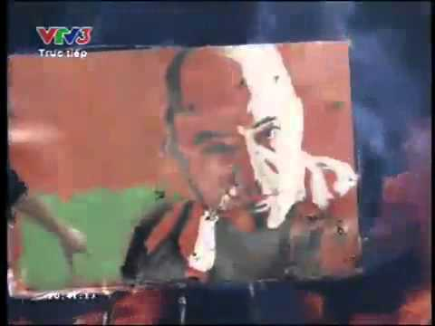 Vietnam's Got Talent 2013 - Vẽ tranh bằng lửa