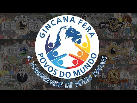 Vídeo de abertura da Gincana Fera 2017