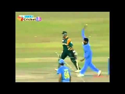 Yuvraj Singh Great Catch_IND Vs SA Champions Trophy 2011