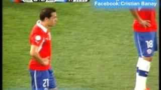 Chile 1 Argentina 2 (Audio Adn Radio Chile) Eliminatorias