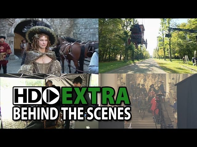 The Three Musketeers (2011) Making of & Behind the Scenes (Part3/5)