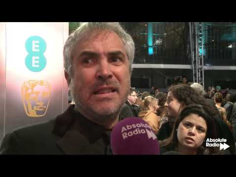 Alfonso Cuarón: Gravity is British, and BAFTAs need to change