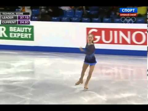 Julia Lipnitskaya Olympics Sochi 2014 - Юлия Липницкая Сочи 2014