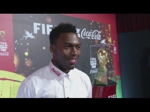 Man Utd is 'just another game' for Daniel Sturridge [AMBIENT]