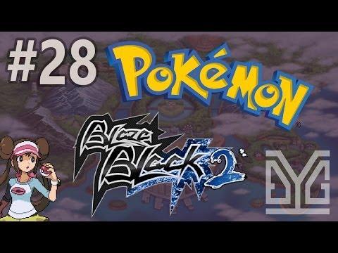 Pokémon Blaze Black 2 Semi-Nuzlocke #28: Pokéball