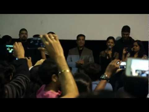 Kamal's speech at Fremont Viswaroopam screening..