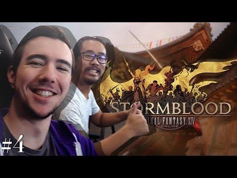 L'aventure continue pour Wakz & LRB - Final Fantasy XIV: Stormblood #4