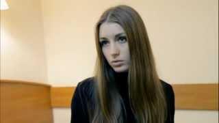 Ryska tjej failar på casting