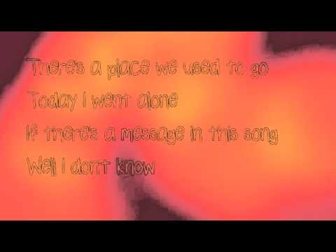 Ron Pope - Tightrope Lyrics