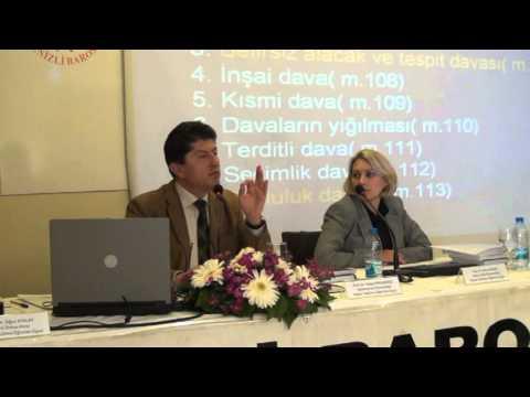 DENİZLİ BAROSU YENİ HUKUK MUHAKEMELERİ SEMİNERİ 07