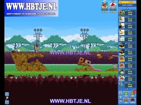 Angry Birds Friends Tournament Week 81 Level 5 high score 131k (tournament 5)