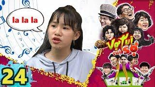 VỢ TUI TUI SỢ | Tập 24 FULL | Việt Thi P336 phô diễn giọng hát thảm họa - giúp cả nhà 'thoát hiểm'🎤