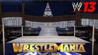 WWE '13 Community Showcase: WrestleMania 29 Arena (Xbox 360)
