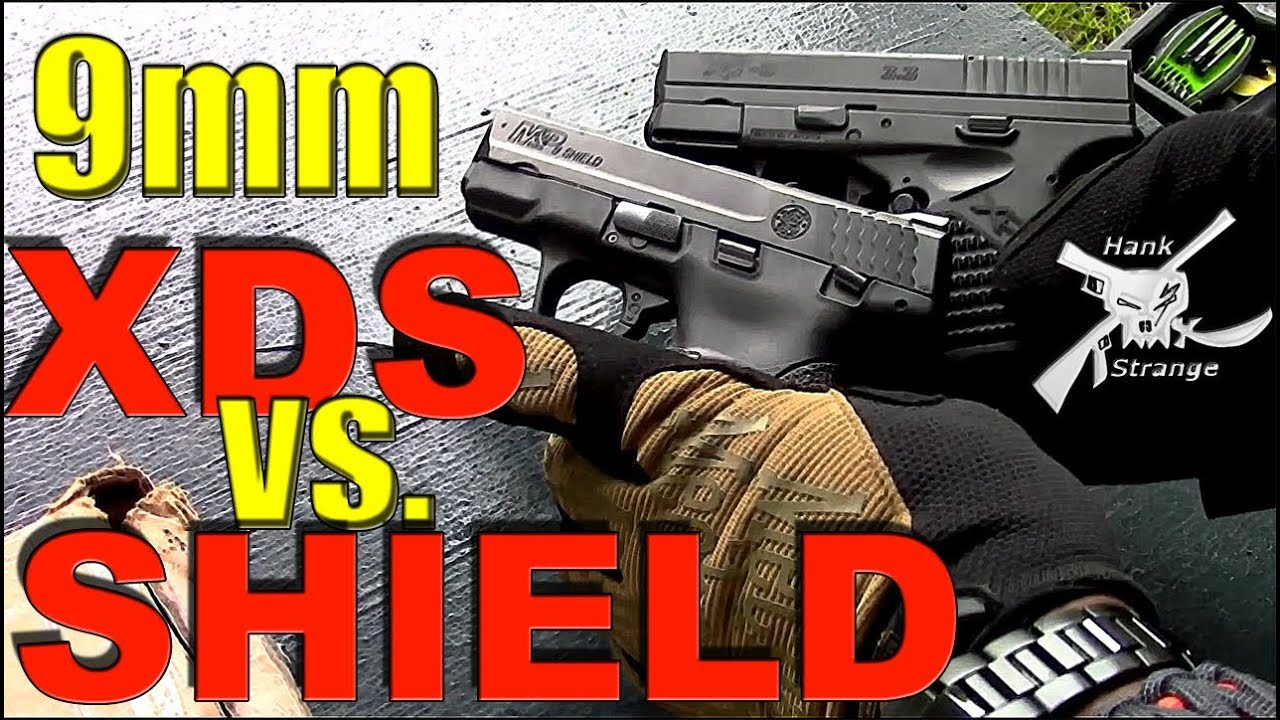 Springfield Armo...M And P Shield Vs Xds