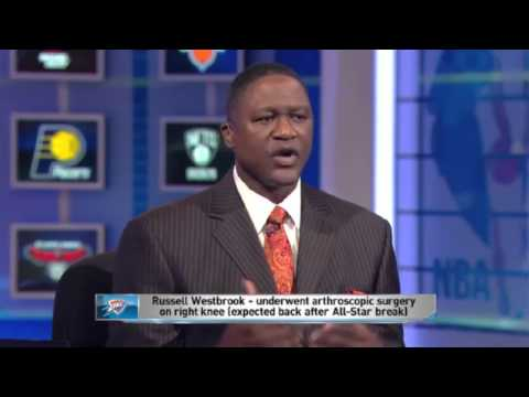 Westbrook Out: Impact on OKC | Thunder vs Bobcats | December 27, 2013 | NBA 2013-14 Season
