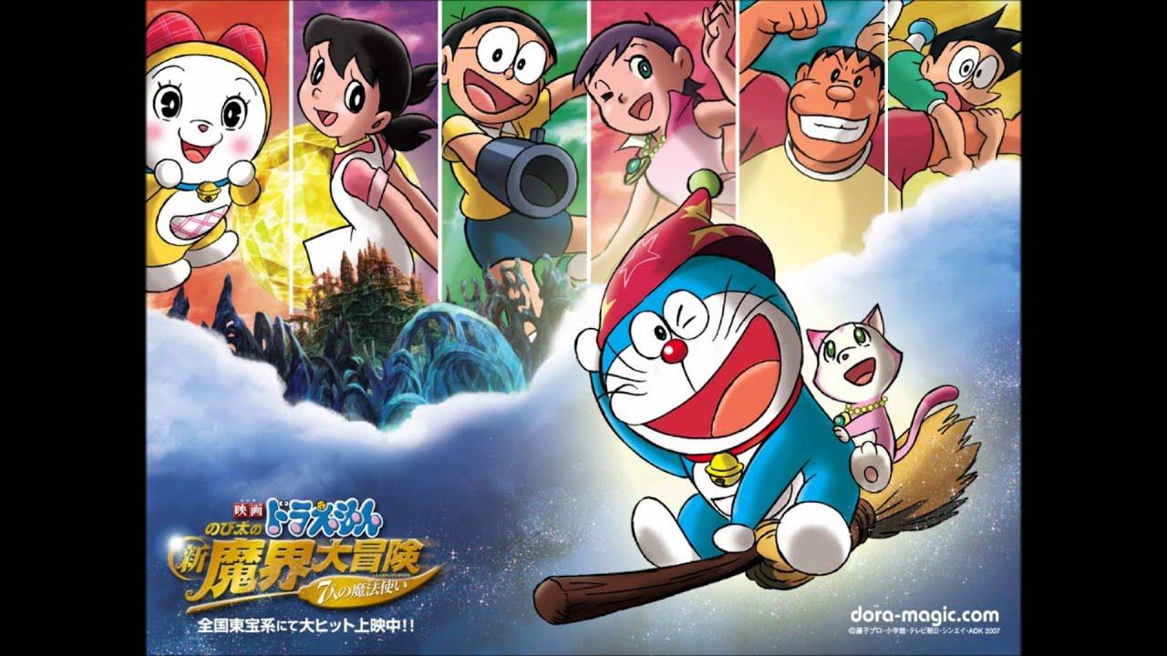 Doraemon Nobita New Great Adventure Into The Underworld Movie ED ...