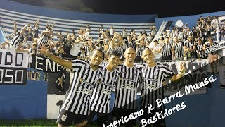 Americano x Barra Mansa - Série B1 2017