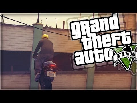 GTA 5 Funny Moments | Getting Better at GTA 5! (GTA V Online)