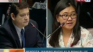 NTG: Pagdinig ng Senate blue ribbon committee sa isyu ng pork barrel scam (Part 4)