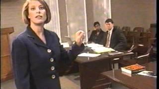 Payne v. Davis Mock Trial Demonstration (starts at 9:10 mark)