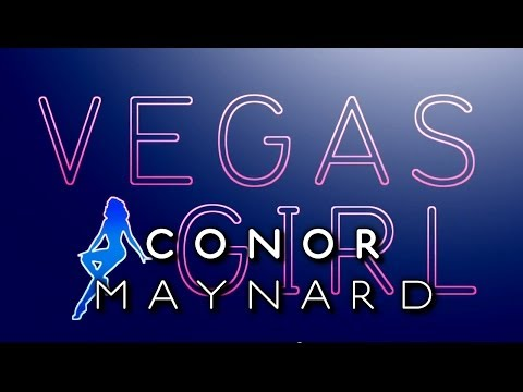 Conor Maynard - Vegas Girl (Lyric Video)