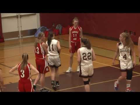 NCCS - Saranac Lake Girls 12-14-12