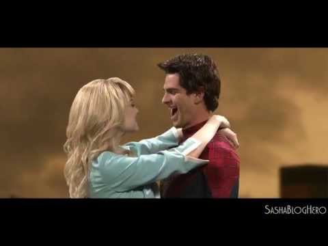 ♥Emma Stone and Andrew Garfield♥ funny moments