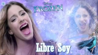 Frozen Libre Soy Martina Stoessel (Instrumental/Piano