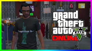 GTA 5 RARE Clothing, Hats & More! GTA 5 Beer Hats & Statue