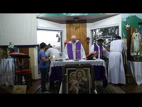 Santa Missa | 16.03.2021 | Terça-feira | Padre José Sometti | ANSPAZ