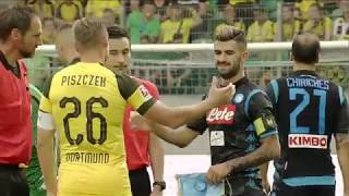 HL - Borussia Dortmund V Napoli 1-3