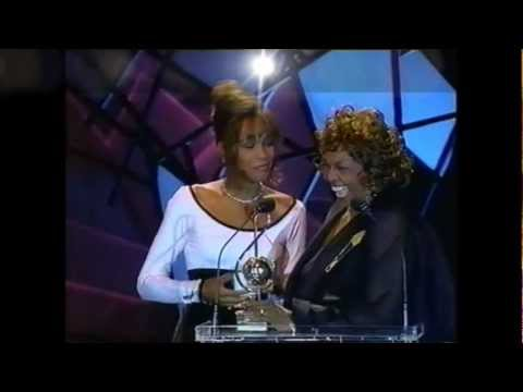 Whitney Receives 5 World Music Awards!
