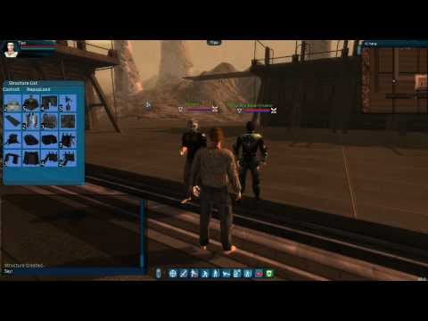 The Repopulation Nation Gameplay Footage - Pre-Alpha