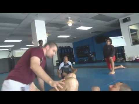 Punch Defense to Kneebar - BJJ Mastermind