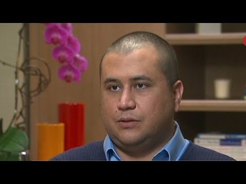 Does George Zimmerman regret what happened?