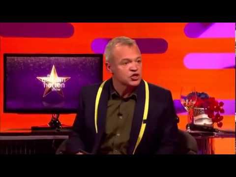 The Graham Norton Show - Helena Bonham Carter, Michael Buble, Michael Palin part 3/3