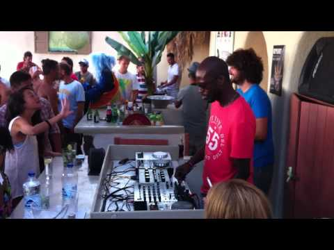 Black Coffee @ Wet Stories Santorini 2012