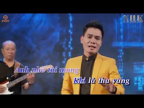 Karaoke Hồi Tưởng - Huy Cường (full beat)
