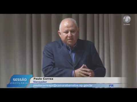 07/05/2018 - Sessão Ordinária 07.05.2018: Emendas parlamentares para Barretos