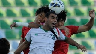 Semi Final Korea Republic Vs Iraq: AFC U22 Championships