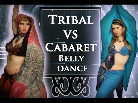 Tribal Belly Dance vs Cabaret Belly Dance