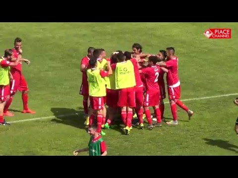 Copertina video Piacenza-Venezia 5-1, highlight