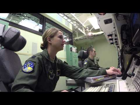 341st Missile Wing Missile Procedures Trainer
