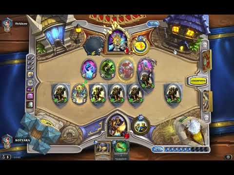 Hearthstone - Maybe funny moments